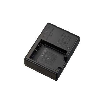 image Olympus BCH-1 Chargeur de Batterie pour E-M1 Mark II/Batterie BLH-1 Noir