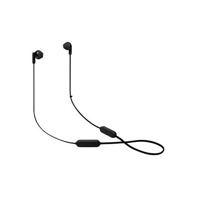 image JBL TUNE 215BT - Casque intra-auriculaire sans fil avec Bluetooth 5.0 et assistant vocal intégré, JBL Pure Bass Sound, jusqu'à 16 heures de musique, noir