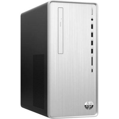 image HP PC de Bureau Pavilion TP01-1012nf - i7- 10700 - RAM 8Go - Stockage 128Go SSD + 1To HDD - Windows 10