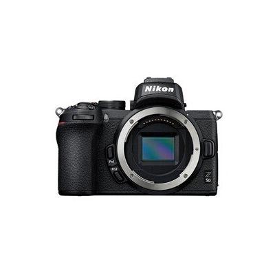 image Nikon Hybride Z50 boitier Nu + Carte mémoire SDXC SanDisk Extreme 128Go jusqu'à 150Mo/s, Classe 10, U3, V30