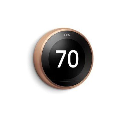 image Nest Learning Thermostat, 3e génération, cuivre