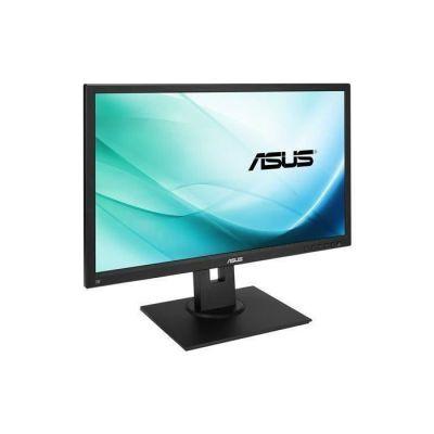image ASUS BE249QLB - Ecran PC 23,8'' FHD - Dalle IPS - 16:9 - 1920x1080 - DP, DVI, VGA et 2x USB 3.0 - Kit mini PC inclus - Filtres de lumière bleue - Haut-parleurs - Ajustement hauteur et pivot