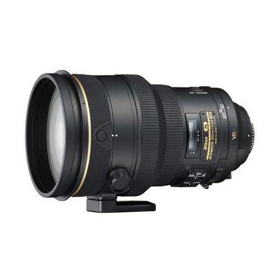 image Objectif à Focale fixe Nikon AF-S NIKKOR 200mm F2G ED VRII