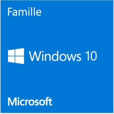 image produit Windows 10 Home OEM Win32