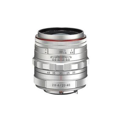 image Objectif zoom Pentax HD DA 20-40mm f/2.8-4 ED LTD SILVER