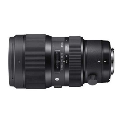 image Objectif zoom Sigma 50-100mm f/1.8 DC HSM ART pour Canon EF