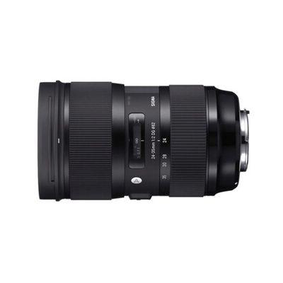 image Objectif zoom Sigma 24-35mm f/2 DG HSM pour Canon EF