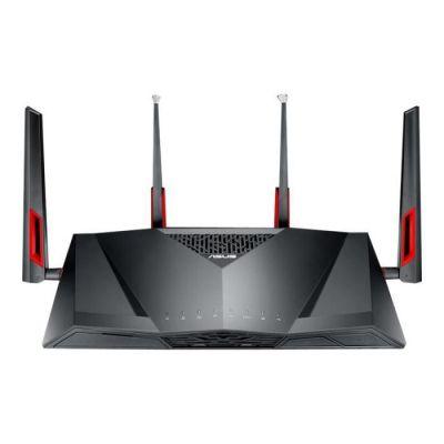 image Asus Dsl-ac88u Modem Routeur Wi-fi Gaming Vdsl2/adsl2 Ac 3100 Mbps Double Bande avec Beamforming Airadar et Sécurité Aiprotection à Vie Trendmicro