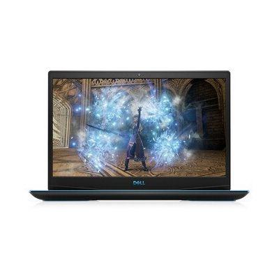 "image Dell Inspiron G3 15 3500 PC Portable Gamer 15,6"" Full HD 120Hz Eclipse Black (Intel Core i5, 8 Go de RAM, SSD 256 Go, NVIDIA GTX 1650 4GB GDDR6, Windows 10 Home) Clavier AZERTY Français"
