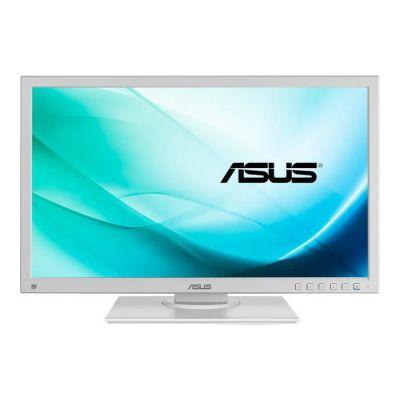 image ASUS BE24AQLB-G - Ecran PC 24,1'' gris WUXGA - Dalle IPS - 16:10 - 1920x1200 - DP, DVI, VGA et 2x USB 3.0 - Kit mini PC inclus - Filtres de lumière bleue - Haut-parleurs - Ajustement hauteur et pivot