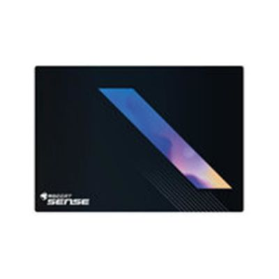 image ROCCAT Sense Vital Force 2mm Mid - High Precision Gaming Mousepad (Dimensions: 400 × 280mm with a Thickness of Just 2mm)