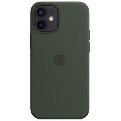 image Apple Coque en Silicone avec MagSafe (pour iPhone 12 Mini) - Vert de Chypre