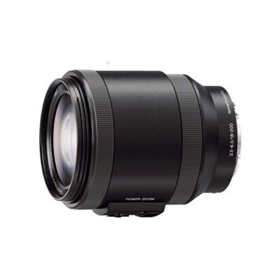 image Sony Objectif SEL-P18200 Monture E APS-C 18-200mm F3.5-6.3 - Noir