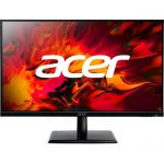"image produit Acer EG240YPbipx Moniteur Gaming FreeSync Premium 23,8"", écran IPS FHD, 165 Hz, 2 ms, 16:9, HDMI (2.0), DP (1.2), Lum 300 CD/m2, Sortie Audio ZeroFrame, câbles HDMI, DP Inclus : Noir"