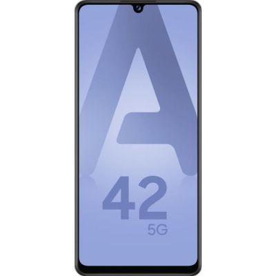 "SAMSUNG Galaxy A42 5G Smartphone portable Débloquée (Ecran : 6,6"" - 4 Go - Android 10.0) - Blanc"