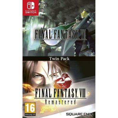 image Jeu Final Fantasy VIIetFinal Fantasy VIII Remastered sur Nintendo Switch