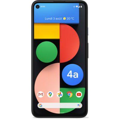 image Smartphone Google Pixel 4a 5G 128GB Noir