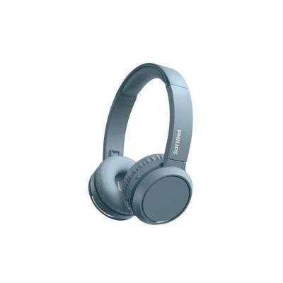 image Philips TAH4205BL - Casque sans fil - Supra aural -  Bluetooth- 32 mm driver - Autonomie de 29h - USB-C-  Bleu