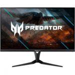 """image produit Predator XB323UGPbmiiphzx Moniteur Gaming G-Sync Compatible 32"""", écran IPS WQHD, 170 Hz, 1 ms, 16:9, HDMI 2.0, DP 1.2a, USB 3.0, Lum 400 (600 Peak) Câbles HDMI, USB. 3 Inclus, Noir - livrable en France"""