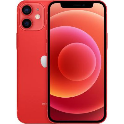 image Apple iPhone 12 mini (64Go) (PRODUCT)RED - 5G