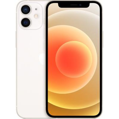 image Apple iPhone 12 mini (256Go) Blanc - 5G