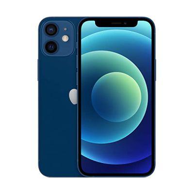 image Apple iPhone 12 mini (256Go) Bleu - 5G