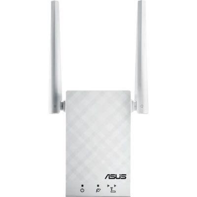 image ASUS - Répéteur Wi-FI - Extender Wi-FI - Amplificateur Wi-FI RP-AC55 AC1200 - Dual Bande - Compatible Box Orange - SFR - Bouygues - Freebox
