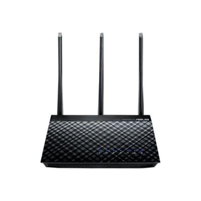 image Asus Dsl-ac51 Modem Routeur Wi-fi Vdsl2/adsl2 Ac 750 Mbps Double Bande avec Beamforming Airadar