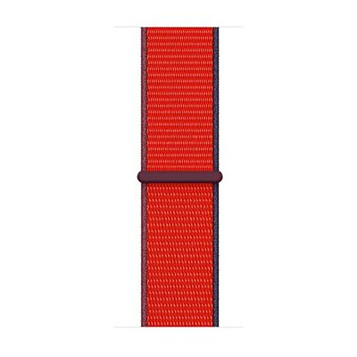 image Apple Watch Boucle Sport (PRODUCT)RED (40mm)