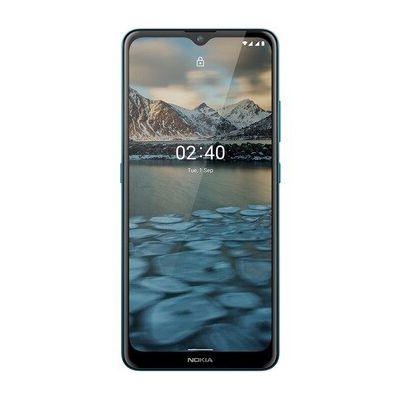 image Smartphone Nokia 2.4 Bleu 32Go (4G - RAM 2 Go - 6.5 pouces - Dual SIM)