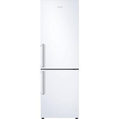 SAMSUNG RL34T620DWW - Réfrigérateur combiné - 340L (228L + 112L)  - Froid Ventilé - A++ - L59,5cm x H185.3cm - Blanc - Pose Lib
