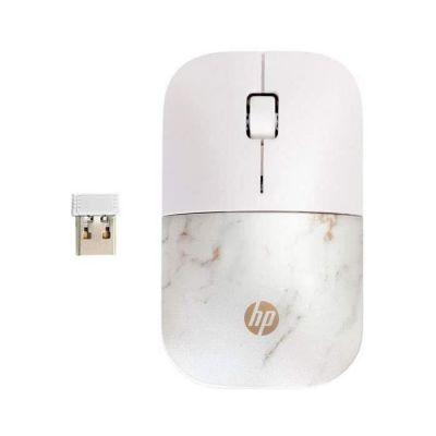 image HP Z3700 - Souris Sans Fil Marbre Cuivré (USB, 1200 DPI, Ambidextre)