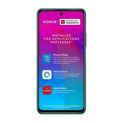 image Smartphone Honor 10X Lite Green 128Go