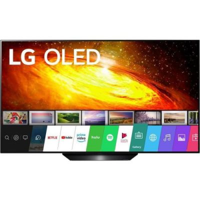 image LG 55BX3 TV OLED UHD 4K - 55 pouces – Dolby Vision - son Dolby Atmos - Smart TV – 4 X HDMI