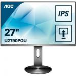 image produit AOC U2790Pqu 27 pouces B2B 4K Monitor