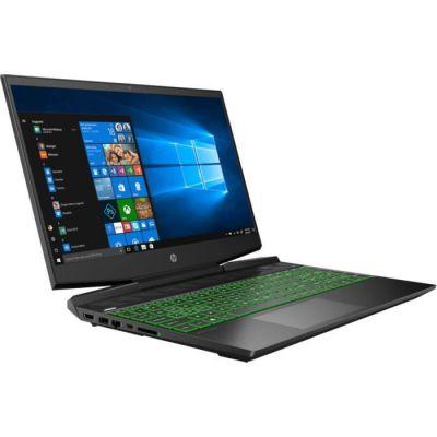 image HP PC Portable Pavilion Gaming 15-dk1419nf - 15-FHD - i5-10300H - RAM 8Go - Stockage 512Go SSD - GTX1660Ti - Windows 10