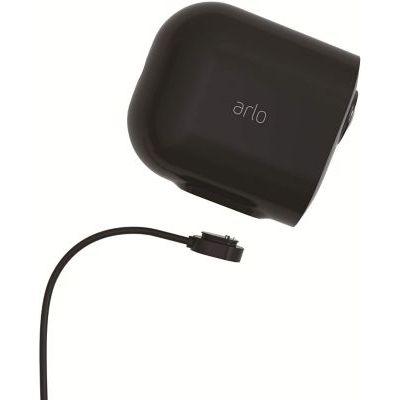image Accessoires Arlo Ultra et Pro 3 - Câble de Recharge Magnétique d'Extérieur 7,6 m Noir (VMA5601C)