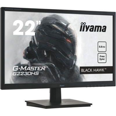 """image iiyama G2230HS-B1-21.5"""", TN, 1920x1080/75Hz, 1A1H1DP"""