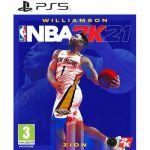 image produit NBA 2K21 (PS5)