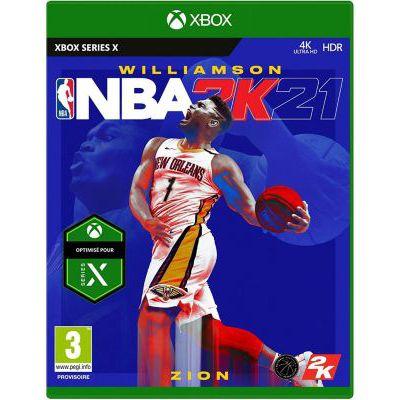image NBA 2K21 (Xbox Series X)