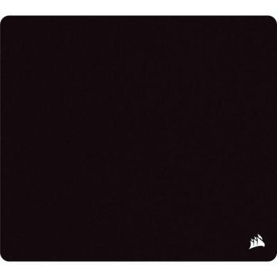 image Corsair MM200 PRO Tapis de Souris Gaming, Tissu Résistant aux Éclaboussures Premium (Surface de 45 cm sur 40 cm, Textile Micro-Maille, Caoutchouc Épaisse 6 mm, Base Antidérapante) Lourd XL, Noir