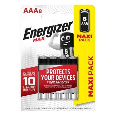 image ENERGIZER E301530900 ENR Max Alk AAA BP8 BR