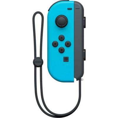 Manette Joy-Con Droite Bleu Néon pour Nintendo Switch
