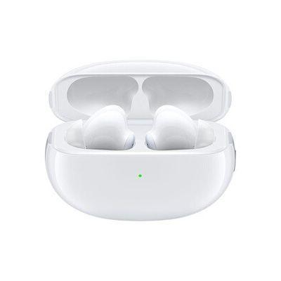 image OPPO Enco X Blanc Ecouteurs Bluetooth sans Fil avec Réduction Active du Bruit - Bluetooth 5.2 - Technologie Dynaudio - Audio Hi-FI