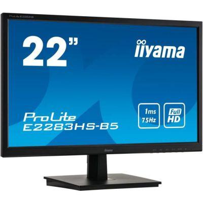 "iiyama E2283HS-B5 Ecran PC 21,5"" FHD 1080i LED"