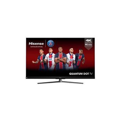 image TV QLED 4K Hisense 65 pouces 65U8QF (Dolby Vision/HDR10+ - Wi-Fi/Bluetooth - Alexa - Barre de son JBL Dolby Atmos)