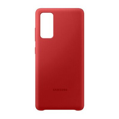 image Coque smartphone Samsung Silicone Cove Rouge