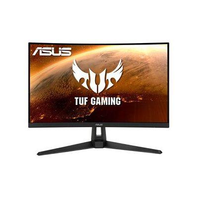 "image ASUS TUF Gaming VG27WQ1B - Ecran PC Esport 27"" WQHD - Dalle VA incurvée - 16:9-165Hz - 1ms - 2560x1440 - Display Port & 2X HDMI - Haut-parleurs - AMD FreeSync Premium - ELMB - HDR 10-120% sRGB"