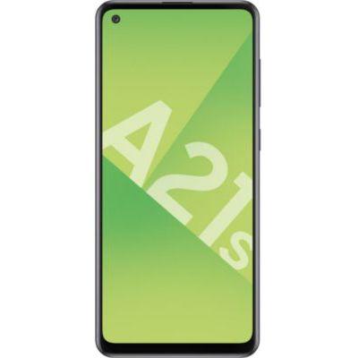 image Smartphone Samsung Galaxy A21s Noir 128 Go