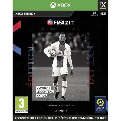image Jeu FIFA 21 sur Xbox Series X